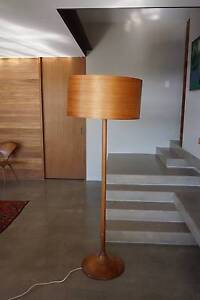 SUNDAYLAND WOODY WALNUT FLOOR LAMP Mosman Mosman Area Preview