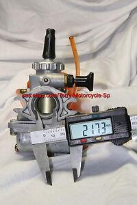 Yamaha RX100 Carburetor Flange Type Mikuni Japan Genuine Liked VM 20-9157 1V1