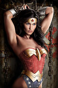 Wonder Woman Comic Poster