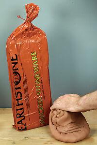Flecked Stoneware Clay ES90 Ceramics Pottery Sculpture 25kg (2 bags)