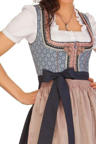 Krüger Madl dirndl dress blue Oktoberfest