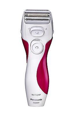 Panasonic ES2207P Ladies Electric Shaver, 3-Blade Cordless Women's Razor...