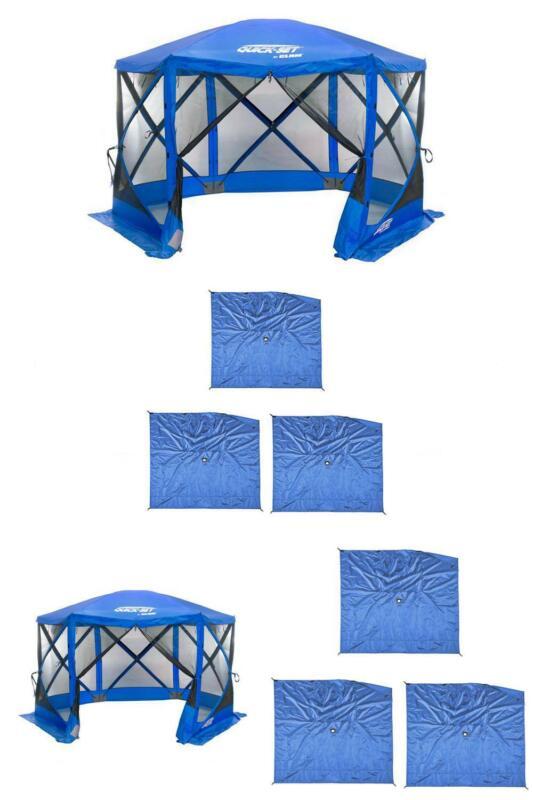 Quick Set Escape Sport Tailgat Shelter Tent Plus Wind Sun Pa