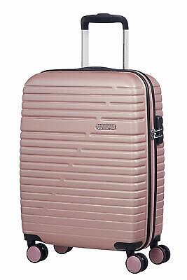 Trolley American Tourister aero racer spinner S 61G*001 rose pink