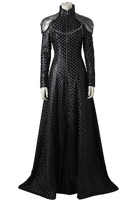 Game of Thrones 7 Cosplay Cersei Lannister Full Set Cosplay Costume Halloween (Cersei Lannister Halloween Costumes)