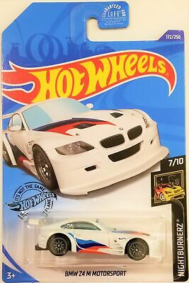Hot Wheels - 2020 Nightburnerz  7/10 BMW Z4 M Motorsport 172/250 (BBGHD16)