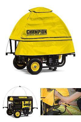 Champion Generator Cover Portable Waterproof Shield Storm Severe Weather Outside