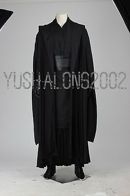 Star Wars Rebels Episode Darth Maul Jedi Knight Cosplay Kostüm Costume Outfit  (Star Wars Jedi Knight Kostüm)