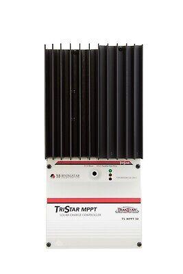 Morningstar TS-MPPT-30 TriStar MPPT Solar Controller with RTS Morning Star Solar Controller