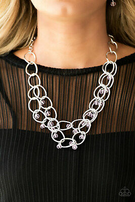 Paparazzi Jewelry Necklace ~Yacht Tour - Pink~ NWT New Release! Spring!
