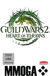 Guild Wars 2 II - Heart of Thorns Addon Key GW2 HoT DLC PC Dowbload Code [EU/DE]