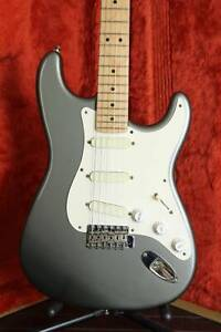 Fender Eric Clapton Stratocaster Pewter 1990 Pre-Owned Mount Lawley Stirling Area Preview
