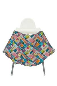 Mumma's Little Helper Food Catcher - Cow Print