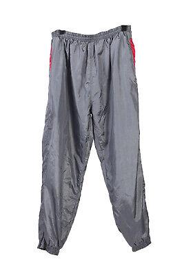 Vintage Tracksuits Bottom Sportswear Fitory XL Grey TB529