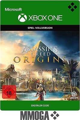 Xbox One - Assassin's Creed Origins Key - Microsoft Download Code EU/DE