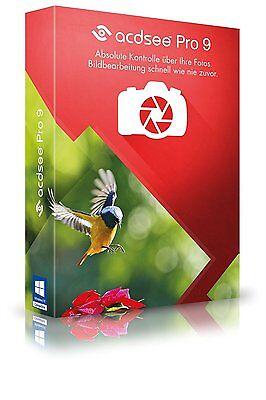 ACDSee Pro 9 Vollversion  ACD Systems Box deutsch CD/DVD inkl. Driver Genius 12 online kaufen