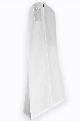 Breathable Bridal Wedding Dress Cover Bag Protector Full Length FormalTailor
