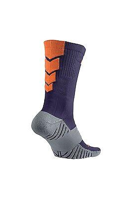 Nike Stadion Performance Gepolstert Rundhals Herren Fußball Socken Stil (Nike Performance Socken Gepolstert)