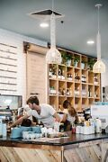 Popular inner city cafe for sale Canberra City North Canberra Preview