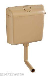 Spülkasten 1070 farbe beige bahamabeige WC-Wasserkasten ***Sonderpreis*** Neu