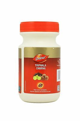 Dabur Triphala Churna Powder relieve constipation 120g Best For Constipation. for sale  Shipping to South Africa