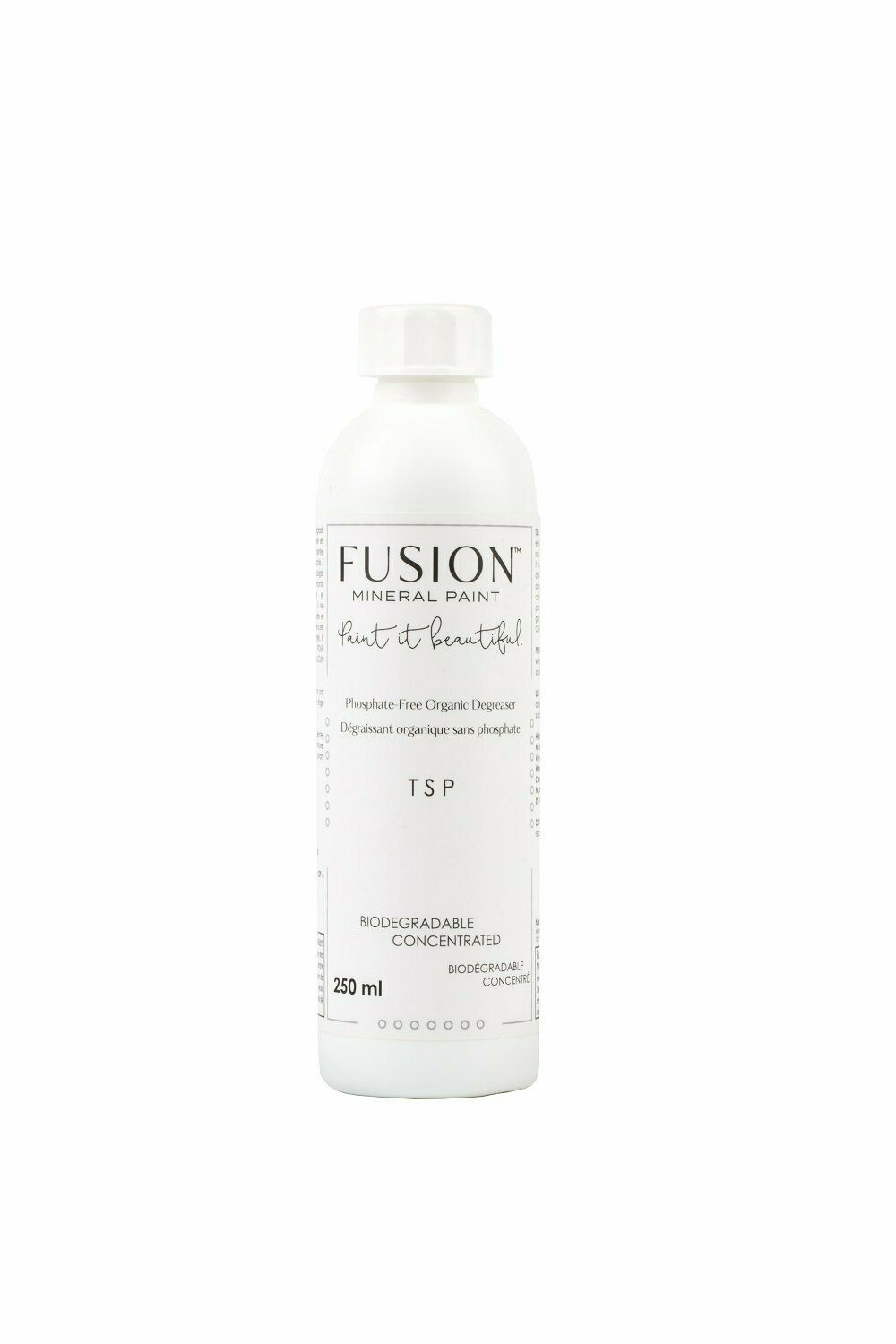 Fusion Mineral Paint TSP - 250mL - Phosphate-Free Organic De