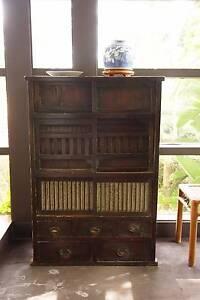 Antique Japanese chest Mosman Mosman Area Preview