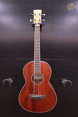 Ibanez PNB14 Open Pore Natural Parlor Acoustic Bass - Free shippng Lower US!