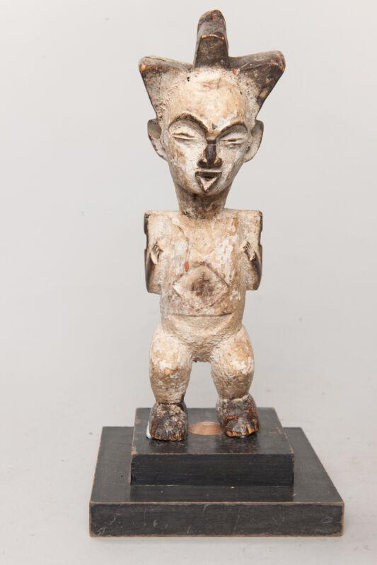 Kwele Statue, Gabon, African Tribal Arts
