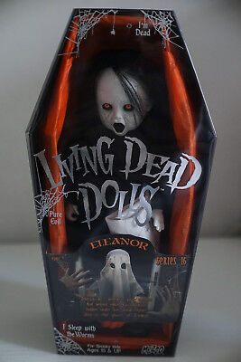 Living Dead Dolls ELEANOR Variant Halloween Series 16 Doll Puppe wie neu