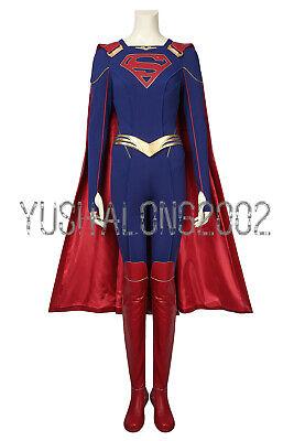 Supergirl Film Kara Zor -El January Cosplay Kostüm - Kara Zor El Kostüm