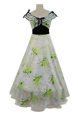 Gone with the Wind Scarlett O'Hara Princess Dress Tutu Dress Cosplay Costume (Scarlett Ohara Costume)