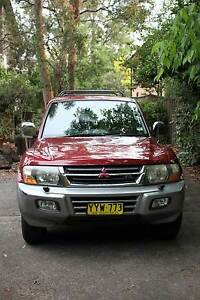 2000 Mitsubishi Pajero Wagon Beecroft Hornsby Area Preview