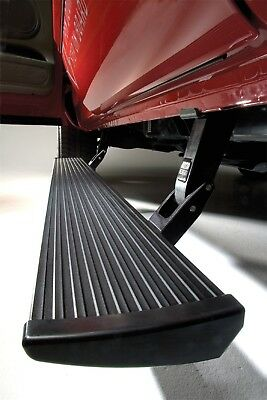 Running Board-SLT, Extended Crew Cab Pickup Amp Research 75118-01A