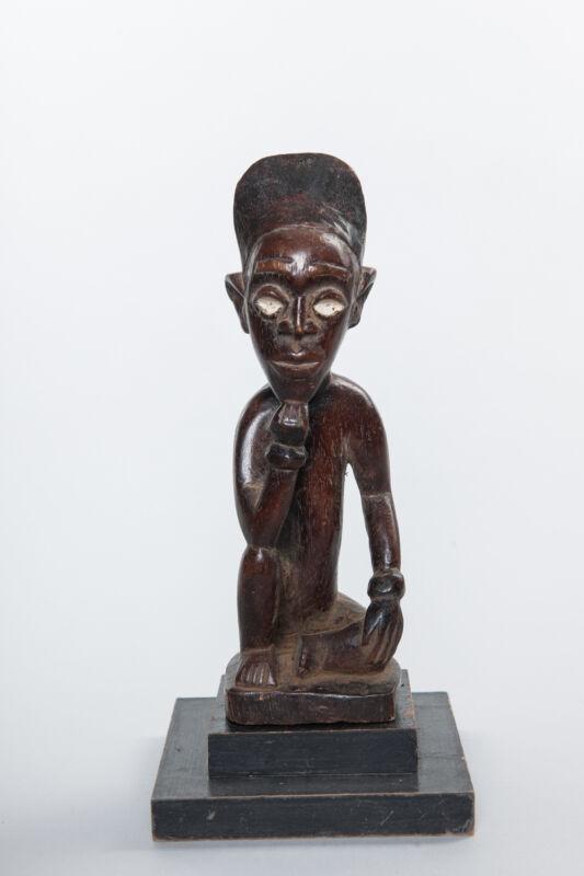 Bakongo Figure, D.R. Congo, African Tribal Art, African Sculpture