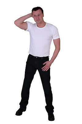 OKLAHOMA R140 dark-blue Stretch-Jeans MATRIX