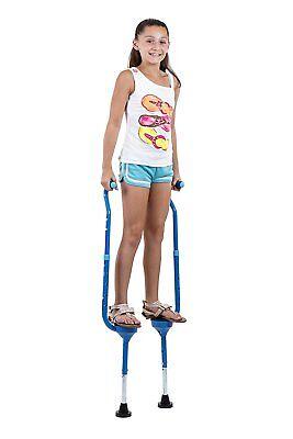 Flybar Maverick Walking Stilts For Kids (Small) – Adjustable Height for ages 5-9](Stilts For Kids)