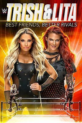 est Friends, Better Rivals [2x DVD] *NEU* Trish Stratus (Trish Stratus Wwe)