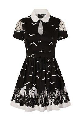 Fledermauskleid DREW Gothic Kleid Halloween