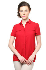 Moderno Maroon Casual Shirt (MOD041_Maroon)