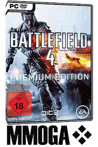 Battlefield 4 - Premium Edition Key - BF4 Origin - [PC] [DE] [NEU] Key + Addons