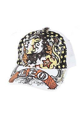 Four 41 Leo Horoscope Adjustable Mesh Trucker Baseball Cap Hat