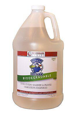 Benchmark Fluids Magic Carpet Cleaner And Odor Eliminator 4 1 Gallon Jugs