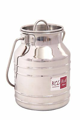 Stainless Steel Milk Can Capacity 4 Liter Milk Pot Milk Dispenser