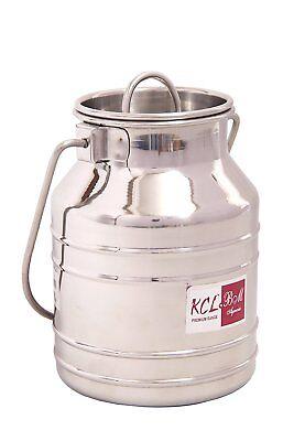 Stainless Steel Milk Can Capacity 4 Liter Milk Pot Milk Dispenser