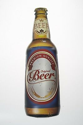 BUDWEISER BEER LOGO Wall Stickers 21cm Reflective Decal Business Signs Best Gift