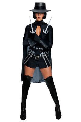 Rubies Damen Geheim Wünsche Offiziell Lizenziert V For Vendetta Halloween Kostüm