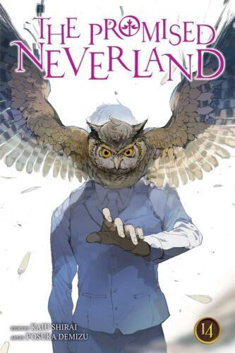 The Promised Neverland (Vol. 14) English Manga Graphic Novel New