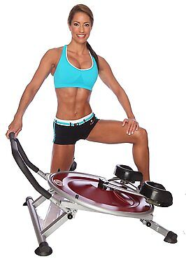 AB Circle Pro Exercise Workout Equipment Gym Core Abdominal Stomach Thigh Butt , used for sale  USA
