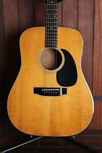 1982 Takamine EF-340S Dreadnought Acoustic Made In Japan Pre-Owned Mount Lawley Stirling Area Preview